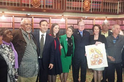 NSW Stolen Generations recommendations welcomed