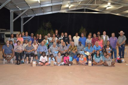 Stolen Generations members come together in Wuggubun
