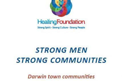 Strong Men Strong Communities