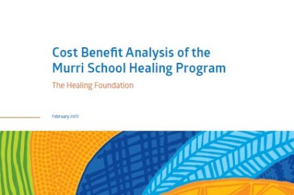 Cost Benefit Analysis of the Murri School Healing Program