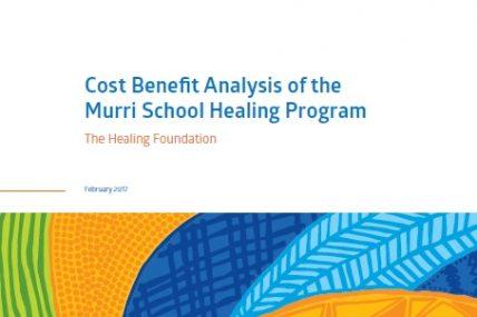 Cost Benefit Analysis of the Murri School Healing Program