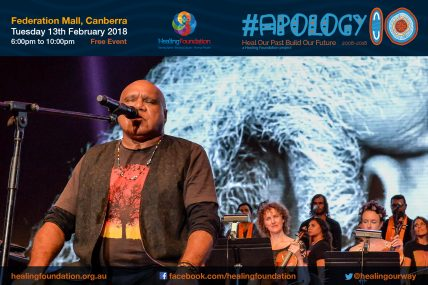 National Apology concert celebrates resilience and healing