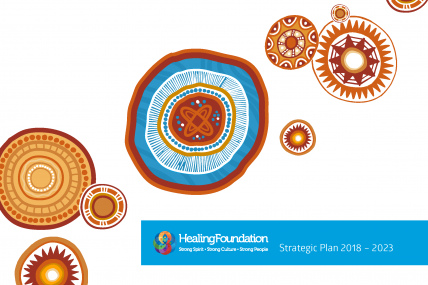 Healing Foundation Strategic Plan 2018-2023