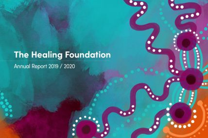 The Healing Foundation Annual Report 2019-2020